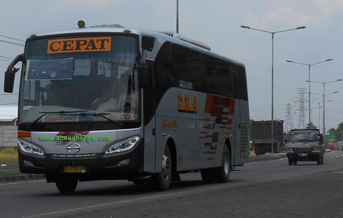 Harga Tiket Bus Eka Cepat Surabaya Jogjakarta Magelang Pp