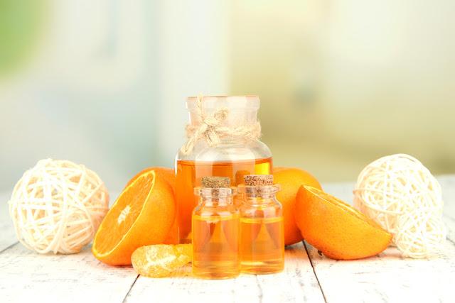 Huile de soin, orange - Massage Unizen - Blog beauté