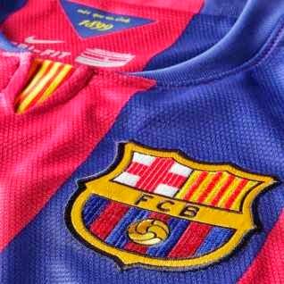 ready, penampakan jersey barcelona, detail bahan baju jersey Barcelona, musim 2014/2015, online shop barca