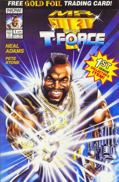 Mr. T and the T Force.