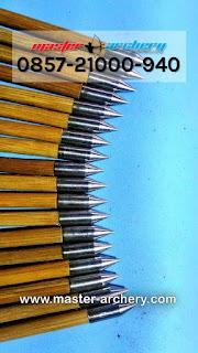 Harga Busur Panah Tradisional Modern Bekasi - 0857 2100 0940 (Fitra)