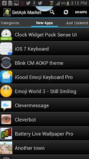 GetAPK Market Download - Baixar apps pagos de graça