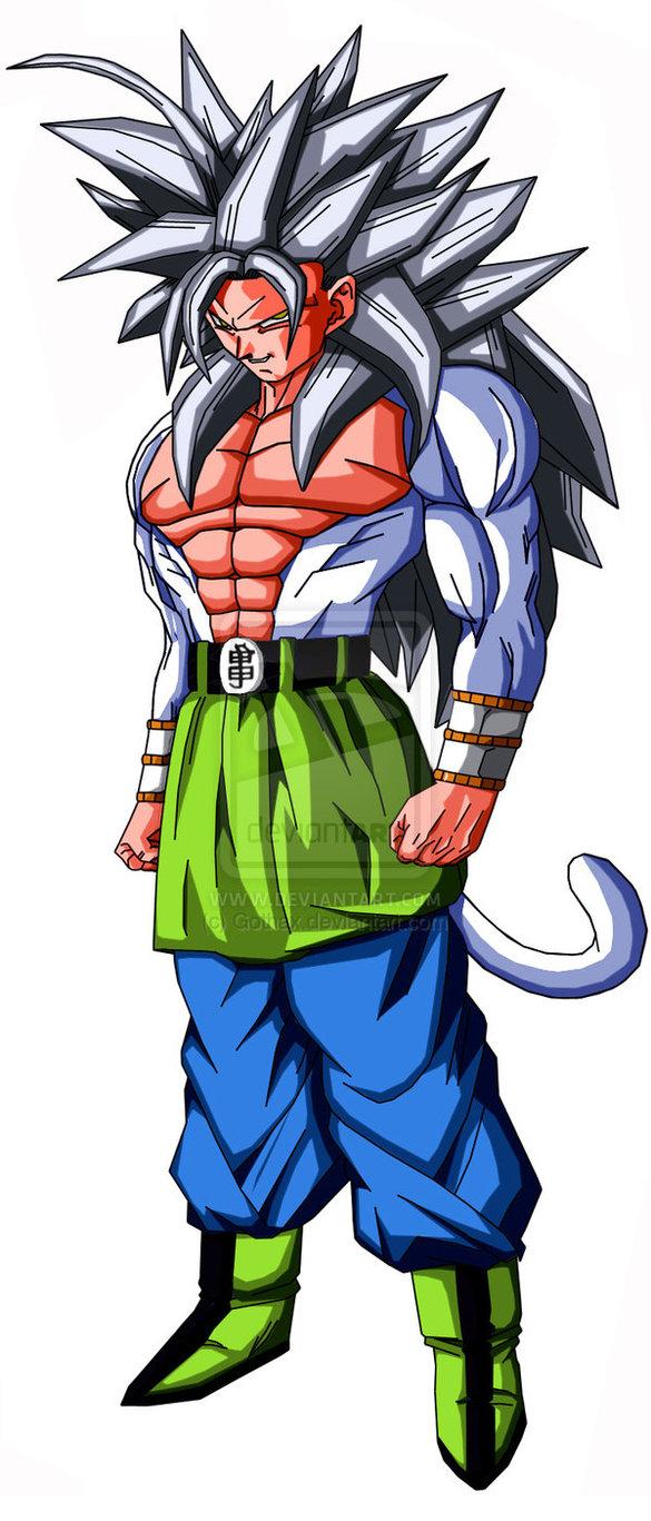 Adult gohan super saiyan 5 - Dragon ball gohan super saiyan 4 ...