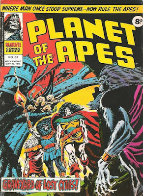 Marvel UK, Planet of the Apes #83