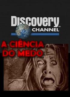 A Ciência do Medo - DVDRip Dublado