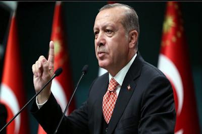 "Bela Qatar, Presiden Turki Erdogan ""Ceramahi"" Arab Saudi"