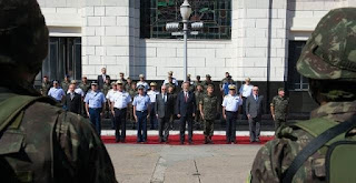 Ministro quer novo órgão unificado para lidar com ameaça do terrorismo