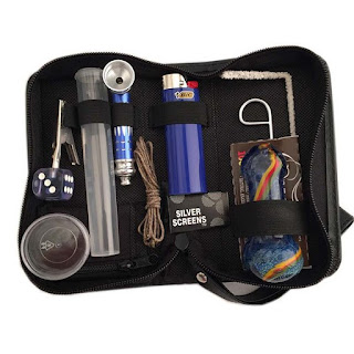 All In One Smoker Travel Kit