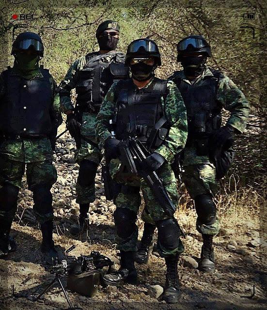 Resultado de imagen de cursos militares de montaña y operaciones especiales