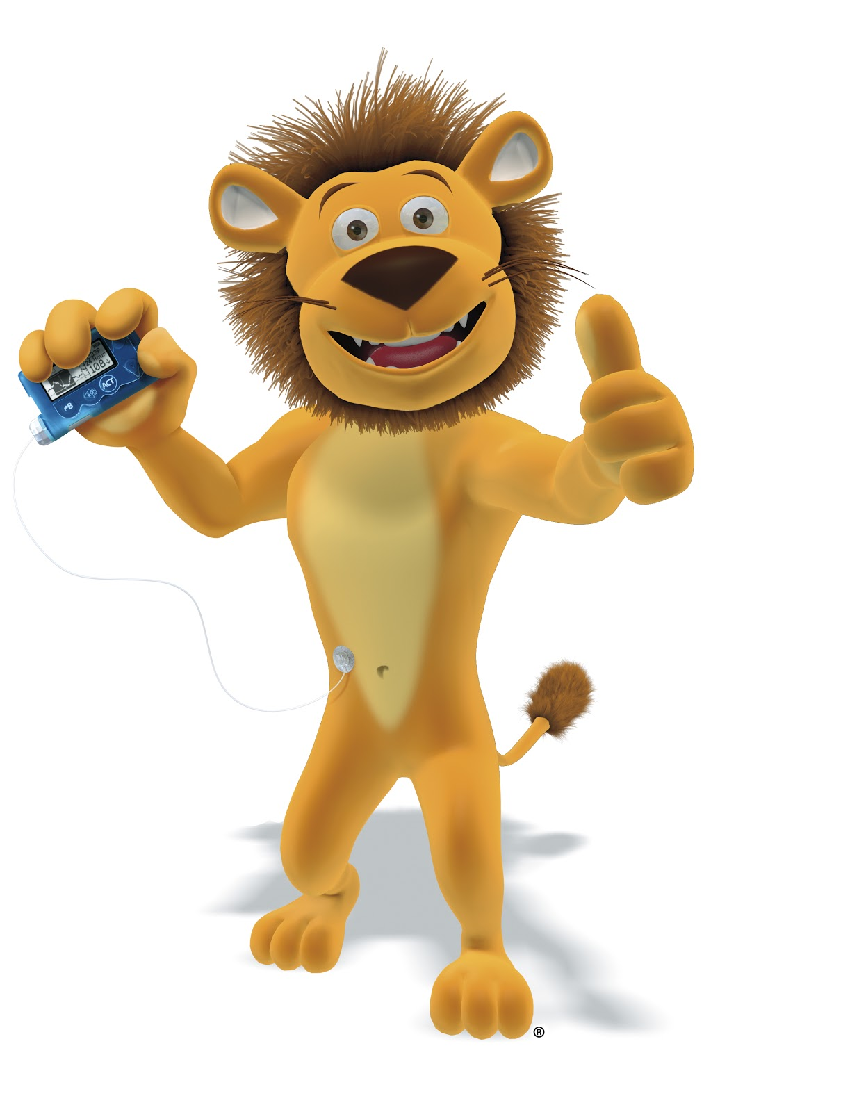 Texting My Pancreas: #GiveAllTheThings: Lions