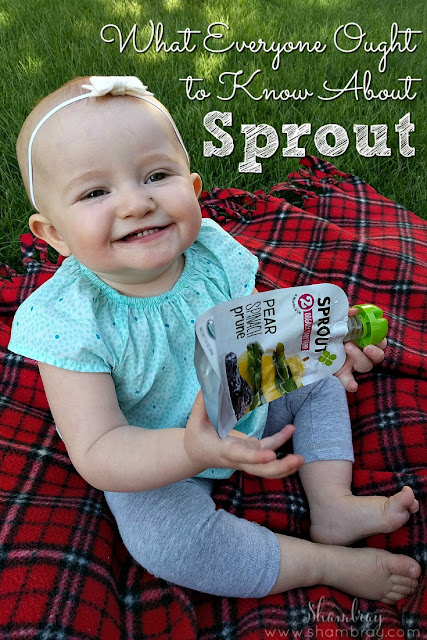 If you are looking for great brands that sell organic baby food products this is the one!
