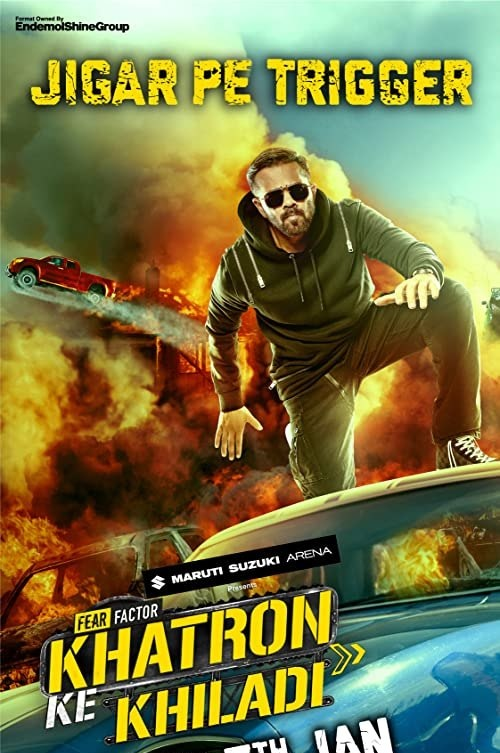 Khatron Ke Khiladi Made In India (2nd August 2020) Hindi 250MB HDTV 480p Download
