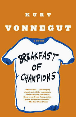 Breakfast of Champions by Kurt Vonnegut - book cover