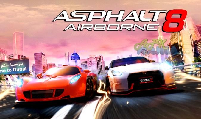 Game Offline Android Terbaik - Asphalt 8: Airborne