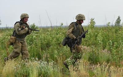 У Міноборони підтвердили поранення двох військових на Донбасі