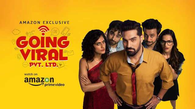 'Going Viral Pvt Ltd' Web Series on Amazon Prime and YouTube Plot Wiki,Cast,Watch Online