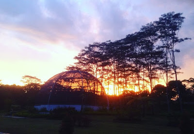 Kebun Raya Indrokilo di Boyolali Wisata Baru Keren Banget