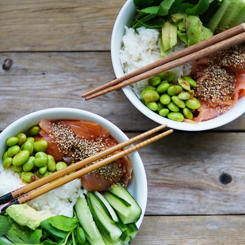 kuhoruoka, ruokatrendit 2017, havaijilainen ruoka