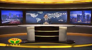 Frekuensi siaran Jaya TV News di satelit Intelsat 20 Terbaru