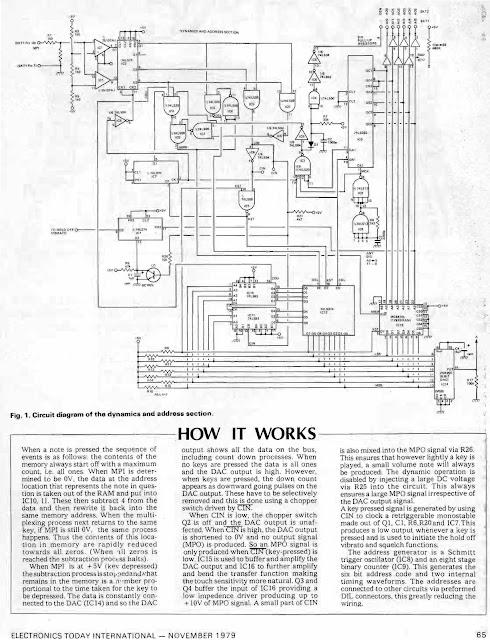 Telephone Circuit Diagram
