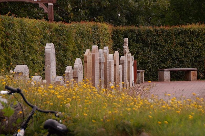 Friedhof Nebel, Amrum