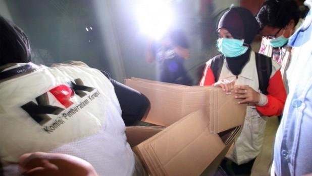 Pengembangan Kasus Korupsi Bupati Klaten Asal PDI Perjuangan