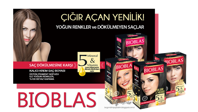 Bioblas-Color More-Saç Boyası