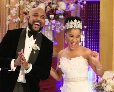 Breaking! Banky W And Adesua Etomi Are No Longer Married!
