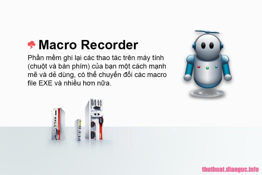 tie-smallDownload Jitbit Macro Recorder Phần Mềm Ghi Lại Thao Tác Trên Máy Tính