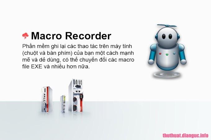 Download Jitbit Macro Recorder Phần Mềm Ghi Lại Thao Tác Trên Máy Tính