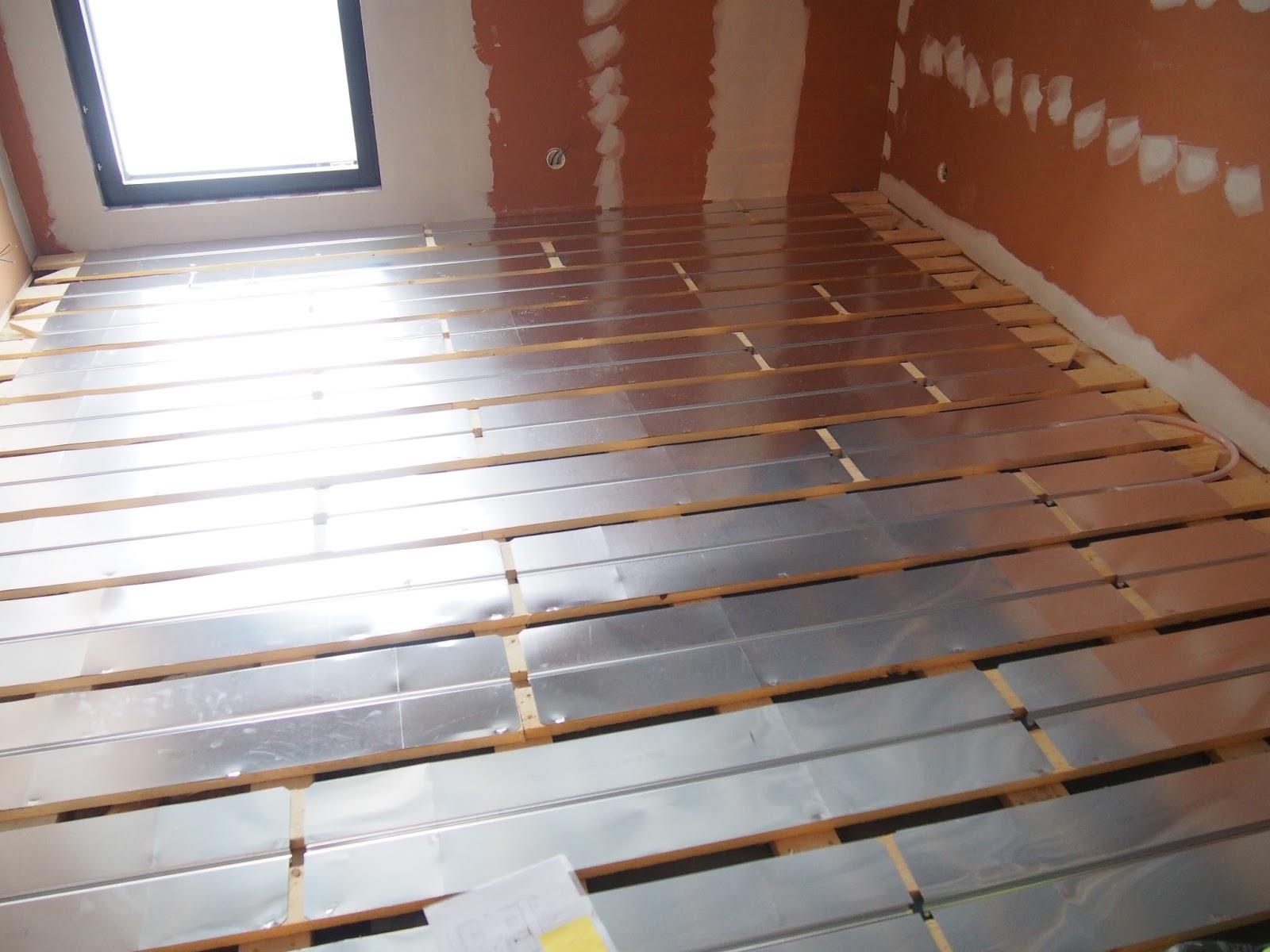 Vesikiertoinen lattialämmitys asennus itse
