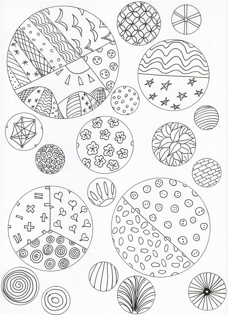 emuse: Create your own doodle colouring designs