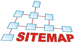 Mencari Sitemap Blog