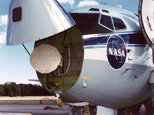 NASA weather RADAR
