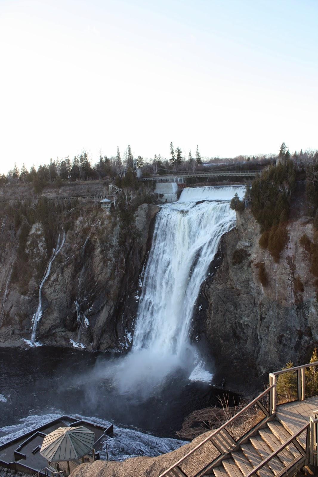 Montmorency Falls Quebec