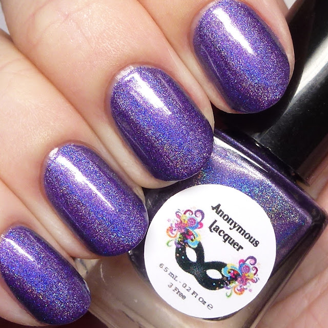 Anonymous Lacquer Mermaid Magic