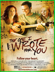 The One I Wrote for You (2014) | DVDRip Latino HD Mega 1 Link