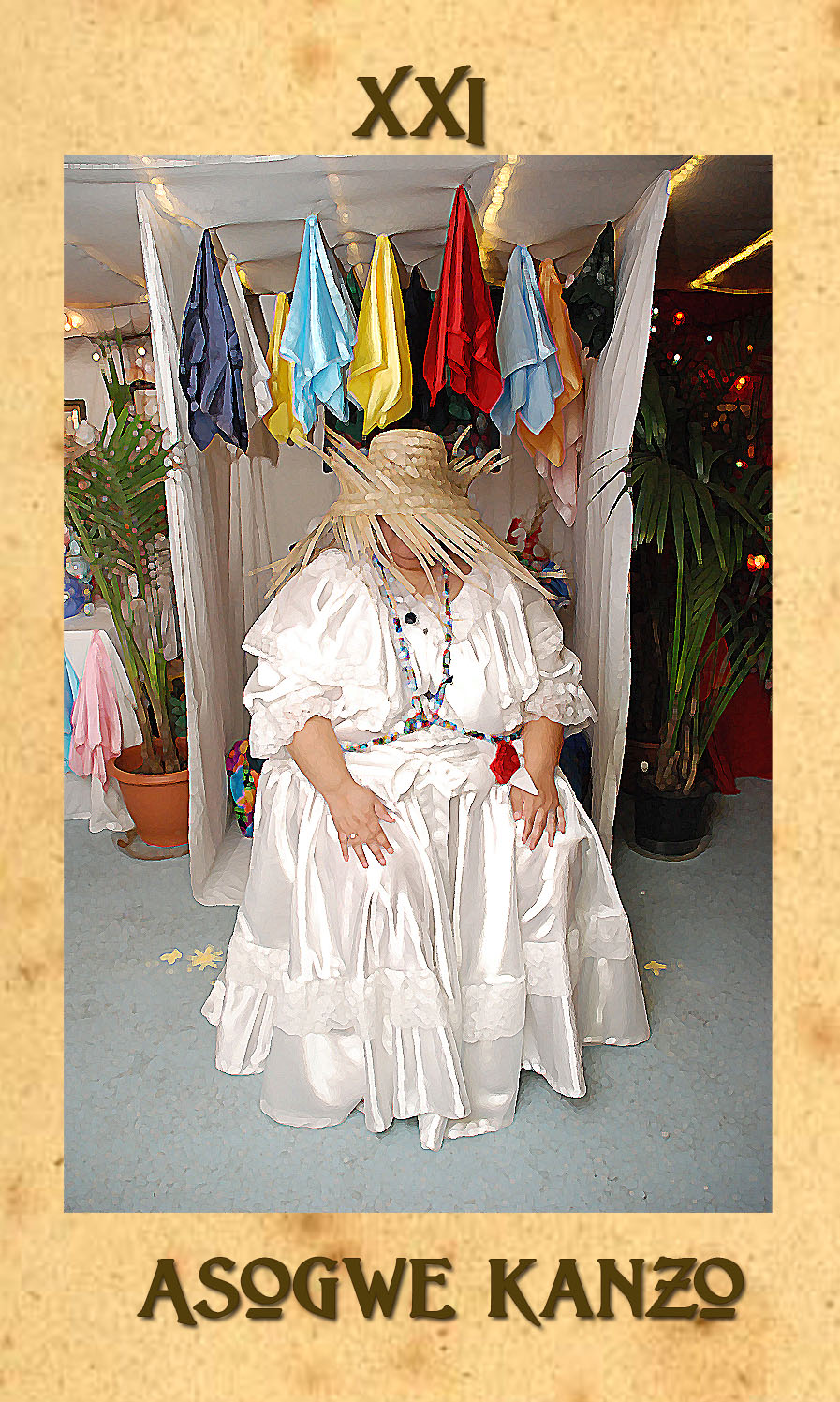 Mambo Vye Zo's Blog on Magic, Vodou and Esotericism: June's