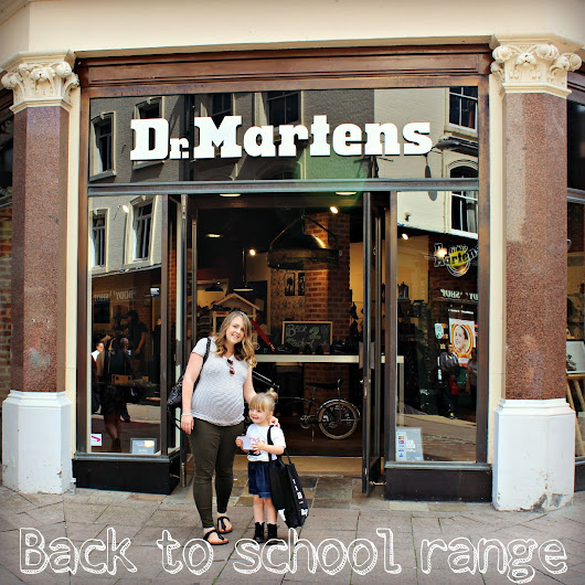 Back to School with Dr. Martens