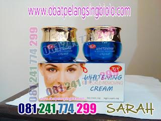Cantik Dan Putih Bercahaya DALAM 7-15 hari dengan Whitening Freckle Cream