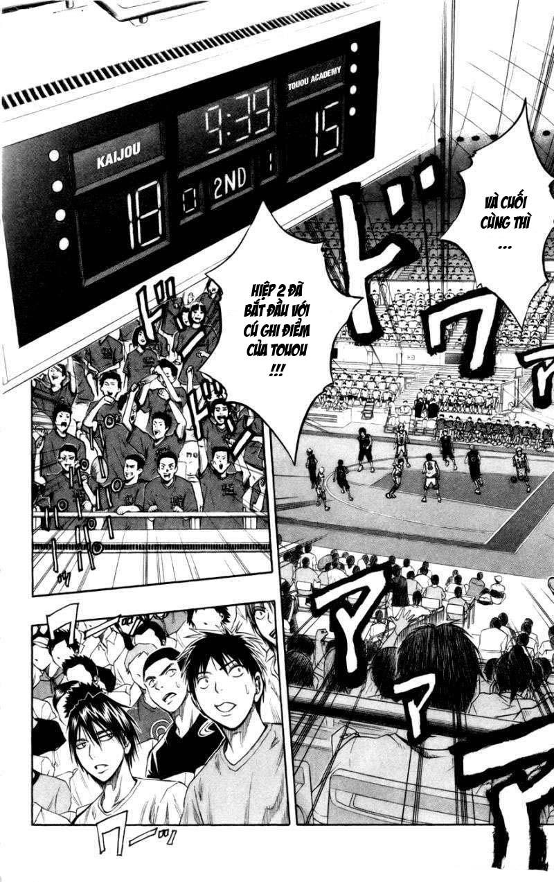 Kuroko No Basket chap 066 trang 6