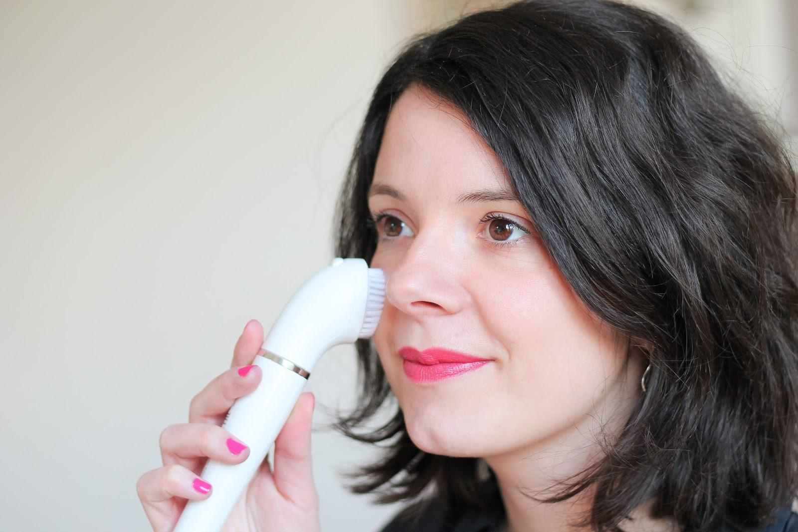 les gommettes de melo secret beauté astuces coulisses dessous du make up maquillage braun épilateur visage nettoyant tête pince