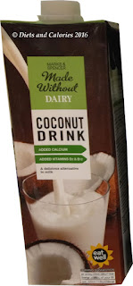 marks and spencer coconut milk drink