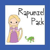 Tangled Preschool Worksheets for kids 2-7 years old #disney #preschool