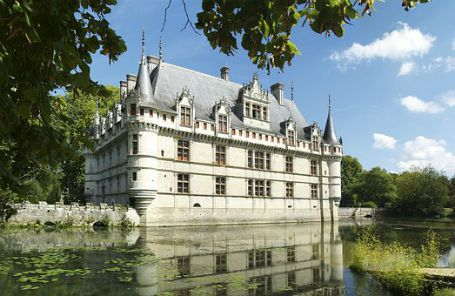 Castello d'Azay - Le Rideau