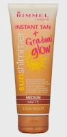 Rimmel Instant Tan & Gradual Glow Lotion