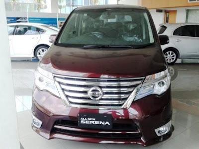 Harga Nissan Serena Terbaru