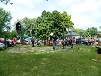 playground at Sumner Daze Festival