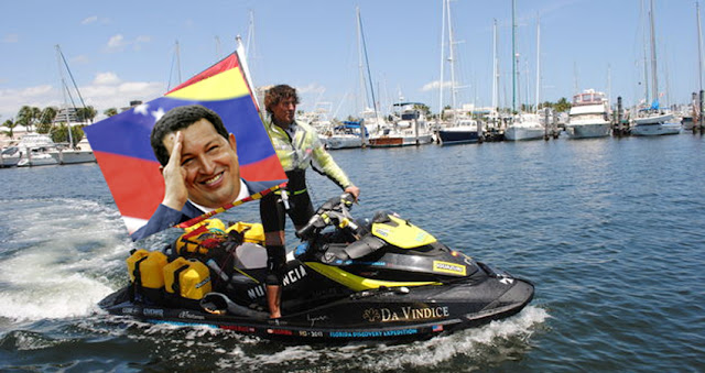 Bolivariano y Podemita