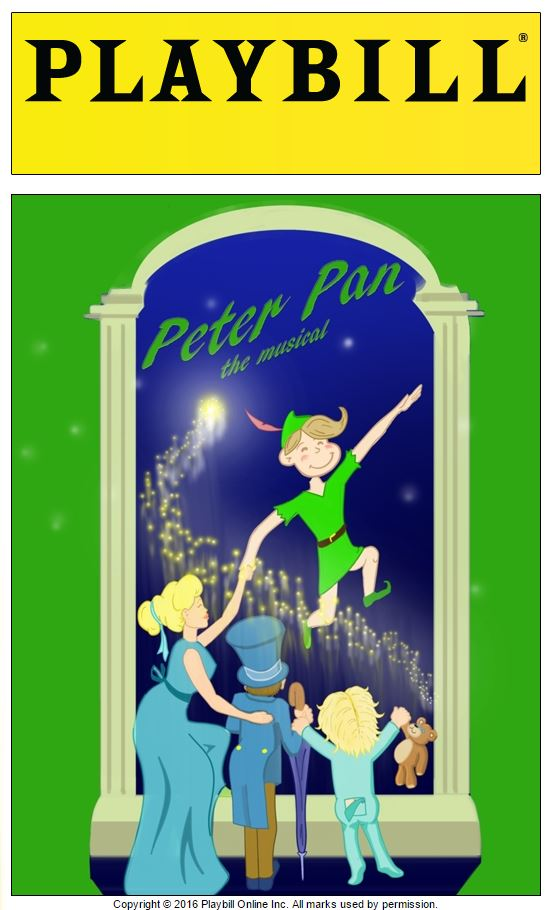 "Presenting ""Peter Pan,"" by the Port City Players"